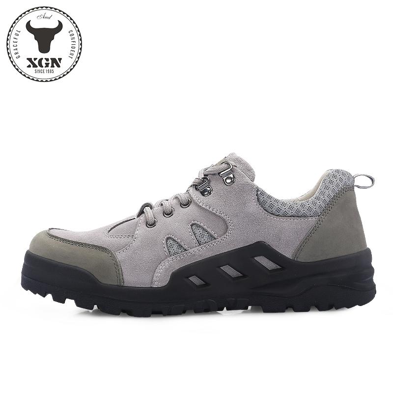 攀岳男登山鞋